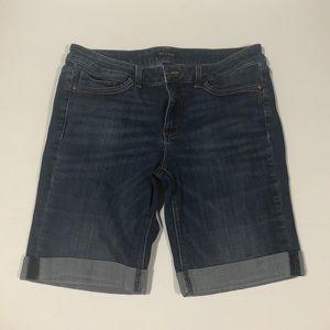 White House Black Market women's Bermuda shorts